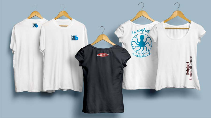 Abbigliamento personalizzato 931c1335b533